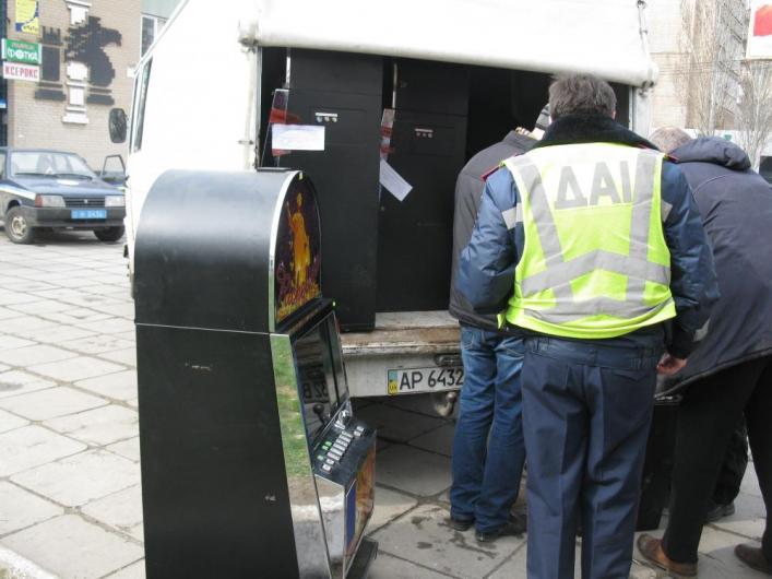 Догадался: Милиция Игровые Украина Автоматы Интересно
